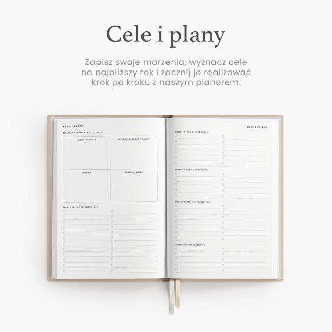 Jak wyznaczyć cele w planerze