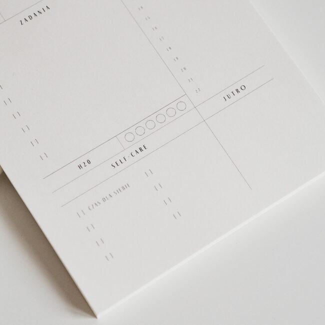 Planer dzienny Agenda