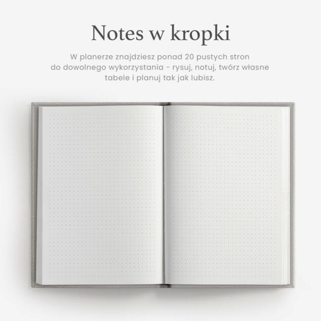 Notes w kropki bulletjournal