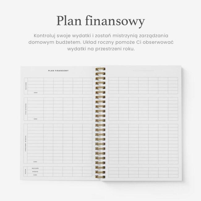 Planowanie budżetu planer