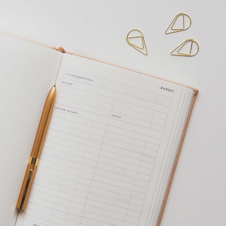 Planowanie budżetu miesięcznego