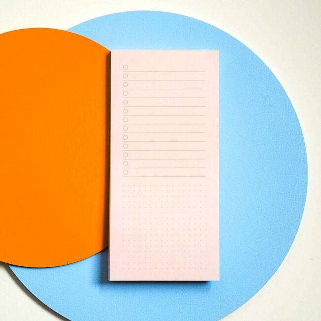 Kolorowa lista zadań