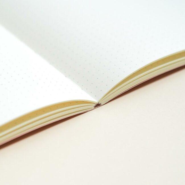 Notes rozkładany na płasko