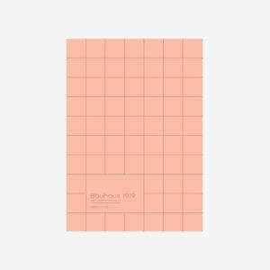 Notes w kropki różowy