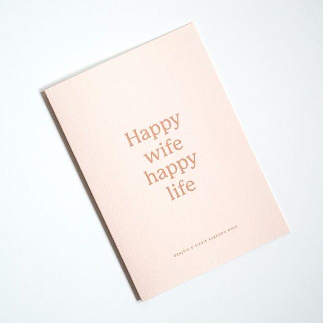 Kartka na prezent ślub