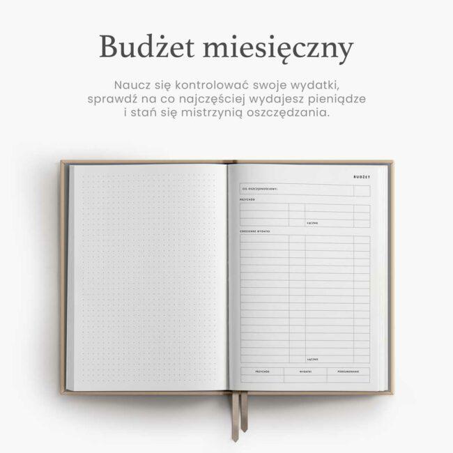 Planowanie budżetu w planerze