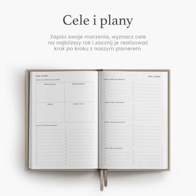 Jak zaplanować cele roczne