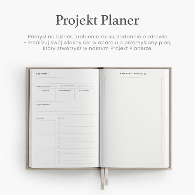 Kalendarz planer 2022