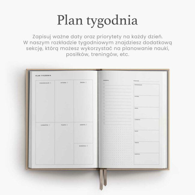 Jak zaplanować tydzień